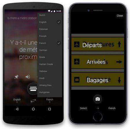 Microsoft Translator ahora funciona fuera de línea (Android) y traduce texto escrito en imágenes (iOS)