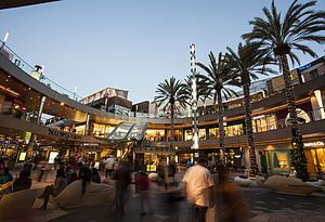 Santa Monica Place..you wouldnt want to miss it!