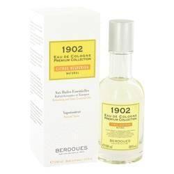 1902 Natural Eau De Cologne Spray (Unisex) By Berdoues