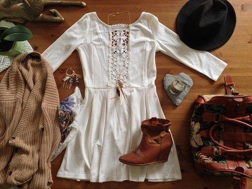 Переделки платья бохо