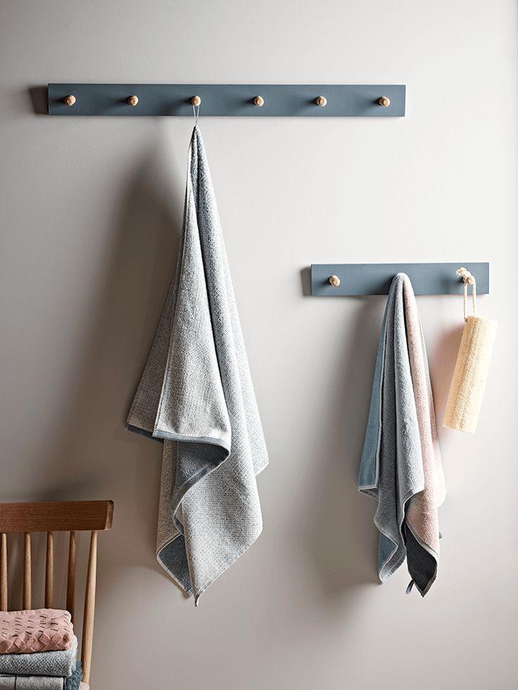 NEW Charcoal Peg Rails - Shelves & Hooks - Storage
