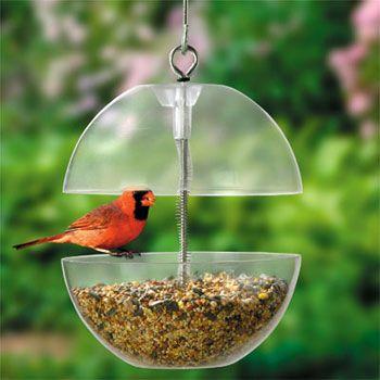 blog de decoração - Arquitrecos: Projetinho Fim de Semana - Comedouro fofo para os passarinhos da minha janela