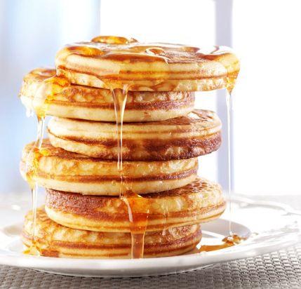 American Pancakes, door JAN maar natuurlijk gebakken in Nederland!