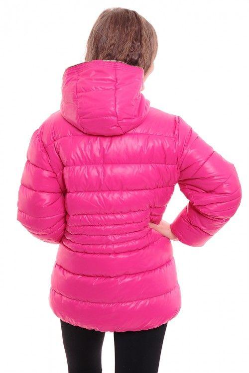 Куртка А3599 Размеры: 48-56 Цвет: малиновый Цена: 1500 руб. http://optom24.ru/kurtka-a3599/ #одежда #женщинам #куртки #оптом24