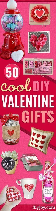 50 Cool And Easy DIY Valentineu0027s Day Gifts