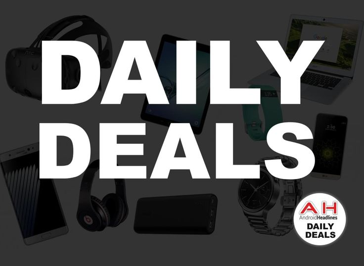 Electronics Deals – May 12th, 2017: Amazon Echo, Anker Bluetooth Sale & More #Android #Google #news