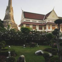 BBM KOREA | Bangkok Thailand | Temple of Dawn | Wat Arun