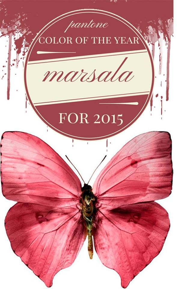 É tempo de Marsala, a cor elegida pela Pantone nesse ano invadiu nosso blog! Confiram: www.gracealmeida.com.br/blog www.lojagracealmeida.com.br