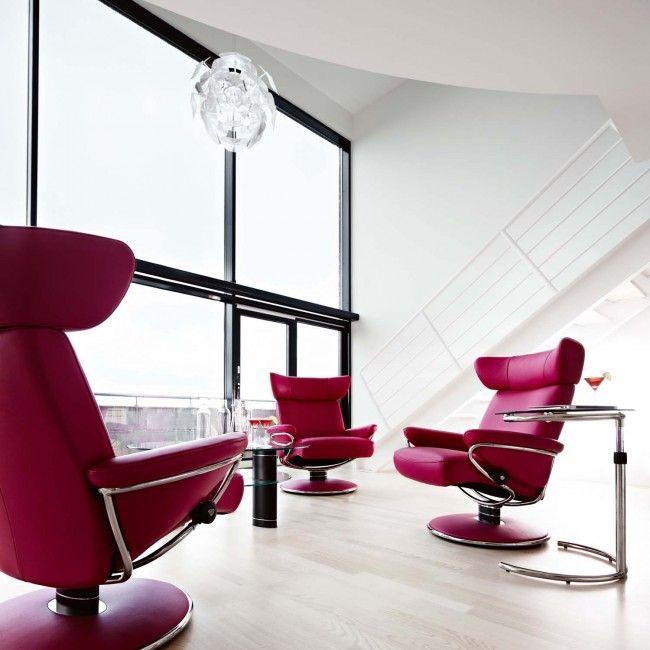 stressless furniture | Ekornes Stressless Chairs | Stressless Medium Jazz Recliner Chair & 18 best Stressless World images on Pinterest | Recliners Luxury ... islam-shia.org