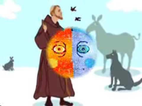 IRMÃO SOL, IRMÃ LUA  -  PADRE ZEZINHO do amantíssimo padre Zezinho - Saudades dele aqui na Ilha.