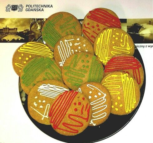 Microbiological gingerbread