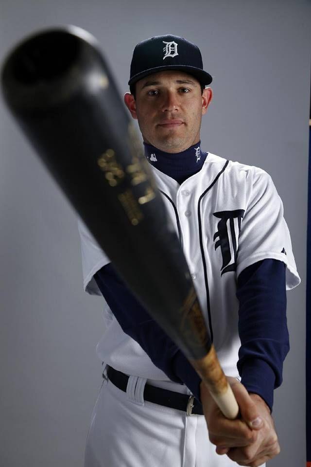 3-7-2014  New Togers' second baseman Ian Kinsler..jpg