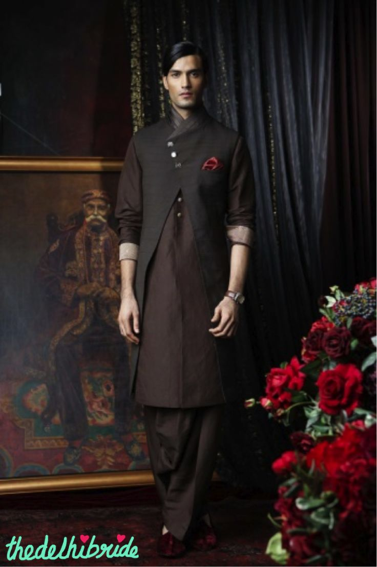 Tarun Tahiliani Couture Exposition 2013 Menswear couture 7 | thedelhibride Indian Weddings blog