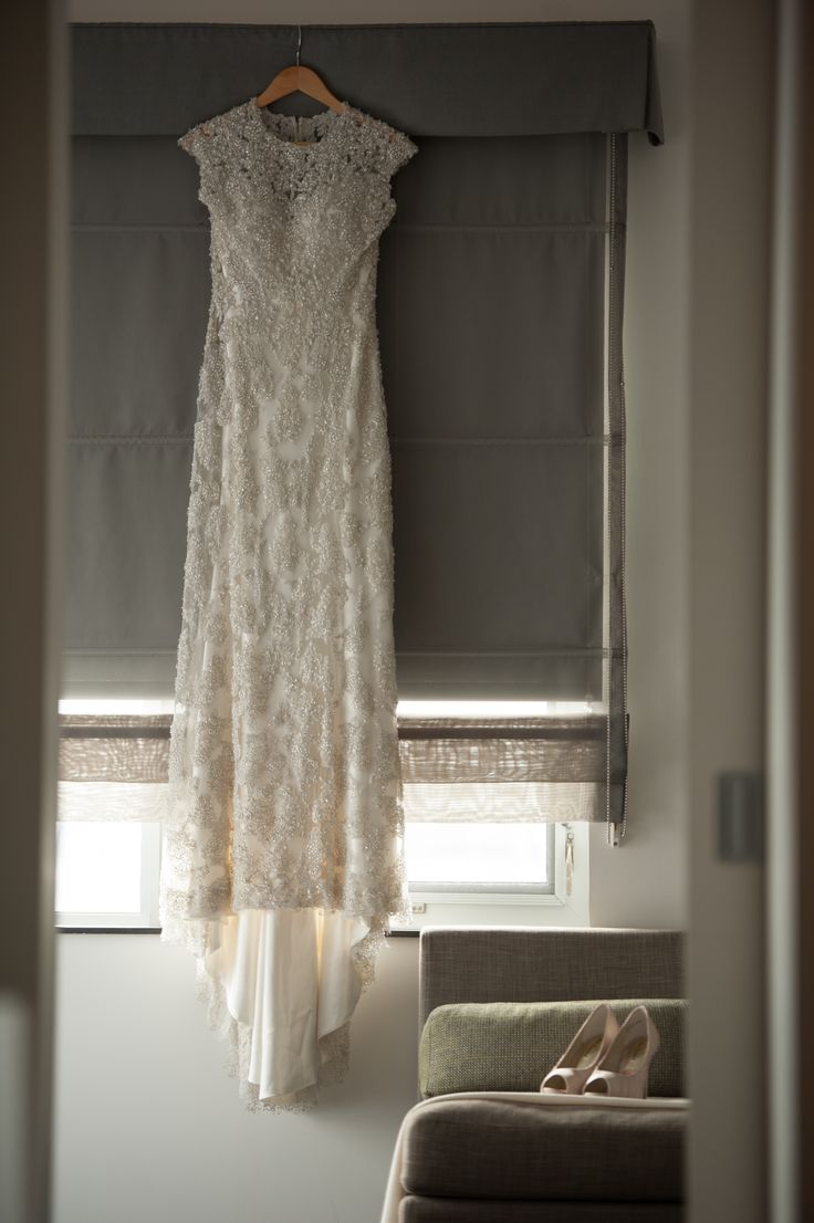 Beautiful Bridal Gown http://www.fusion-events.ca/