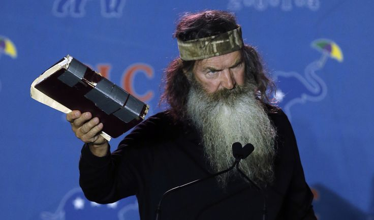 phil robertson | Phil Robertson Echoes ISIS: 'Convert Them Or Kill them ...