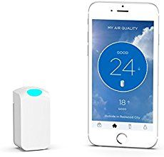 Wynd Smart Portable Air Purifier: Keep Your Air Clean Wherever You Go