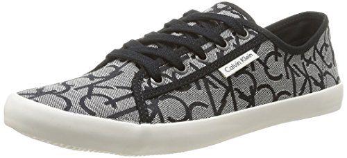 Calvin Klein Jeans Fallon, Herren Tennisschuhe , Grau - Gris (Gri) - Größe: 40 - http://on-line-kaufen.de/calvin-klein-jeans/40-eu-calvin-klein-jeans-fallon-herren-sneaker