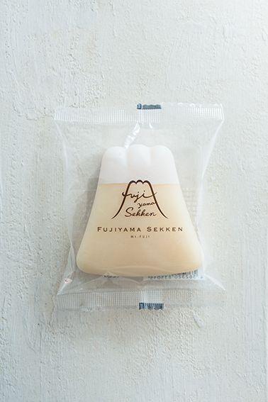 Mount Fuji soap / SEKKEN