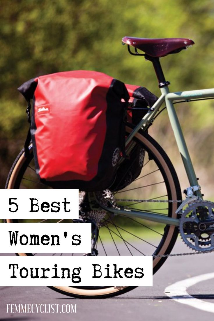 5 Best Women S Touring Bikes And How To Choose Touring Bike Touring Bike