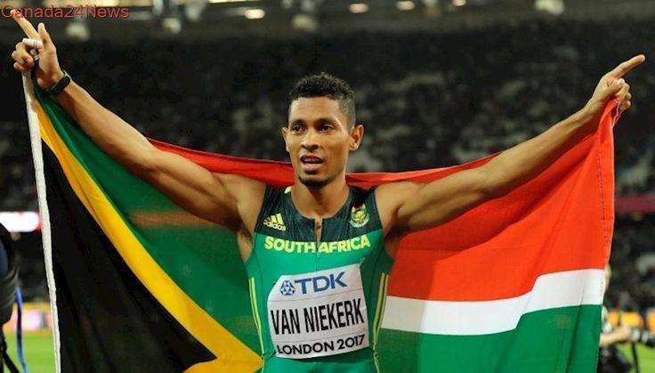 Olympic champion runner Wayde van Niekerk out for months with knee injury
