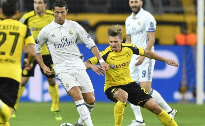 Real Madrid vs Borussia Dortmund en vivo 06/12/2017 canales de transmision - Ver partido Real Madrid vs Borussia Dortmund en vivo online 06 de diciembre del 2017 por Champions League. Resultados horarios canales y goles.