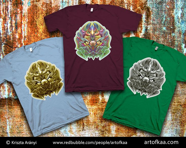 My last design available in three color schemes at redbubble.com/people/artofkaa