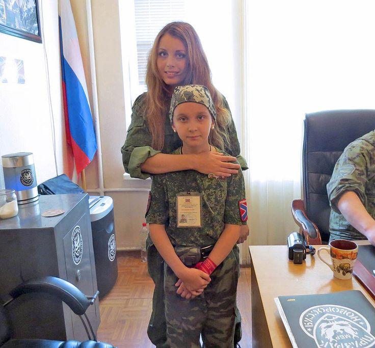 100%™ Novorossiya  Юлия Харламова - Julia Kharlamova (Kharlamov)