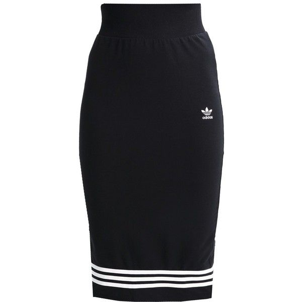 adidas Originals SKIRT Falda de tubo ($56) ❤ liked on Polyvore featuring skirts and adidas originals