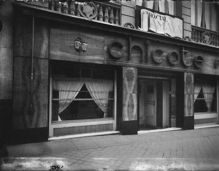 1000 images about 1940 1949 on pinterest casablanca - Bunker casa blanca ...