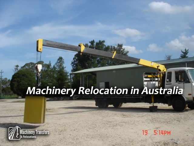 #Machinery #Relocation – Your Solution For All #Commercial Relocation @machineryreloca