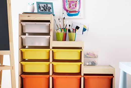 17 best ideas about ikea childrens storage on pinterest ikea kids room ike - Rangement enfant ikea ...