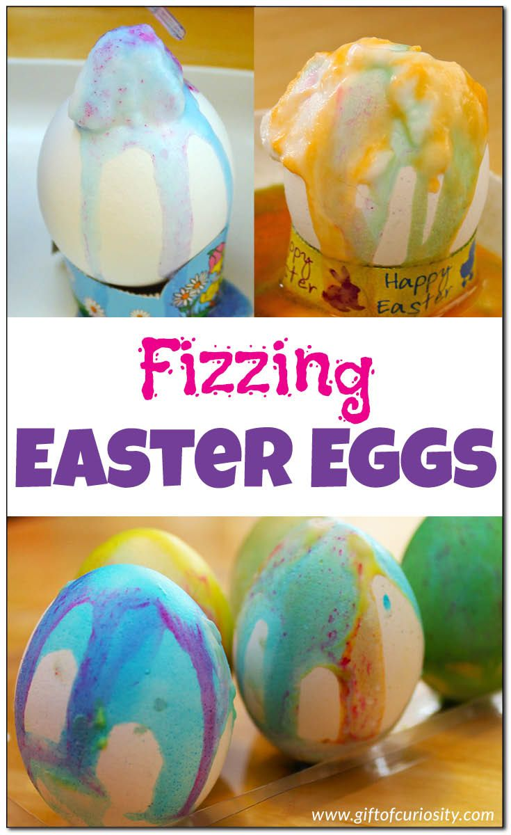 346 best easter in kindergarten images on pinterest easter songs fizzing easter eggs this year dont just dye your eggs make negle Choice Image