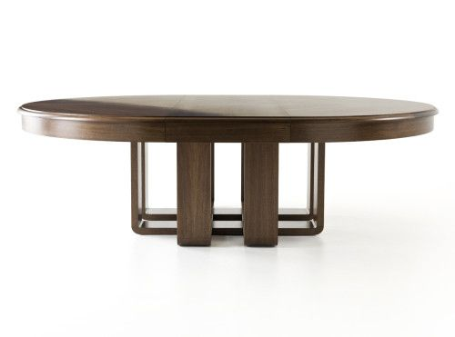 Radii Dining Extension Table 1 By Mortice and Tenon