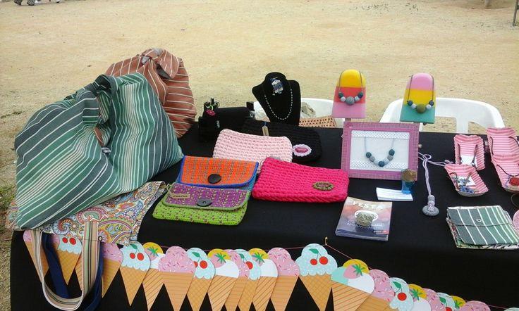 Luelue  productos origibales 100% handmade. Próxima cita 2,y 3 de julio Festa Major se El Masnou, Barcelpna