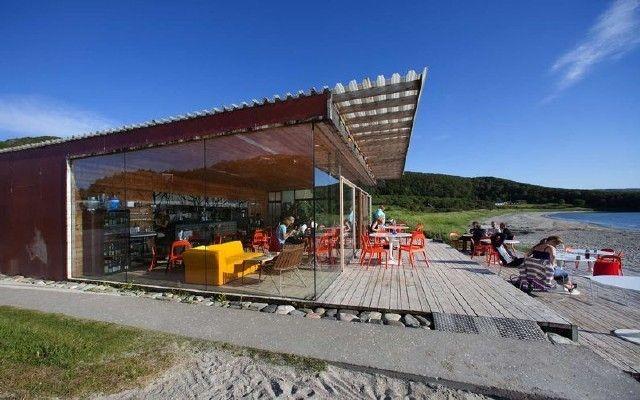 Strandbaren - Stokkøya Sjøsenter og Strandbaren - kurs og konferanse, ferie og fritid
