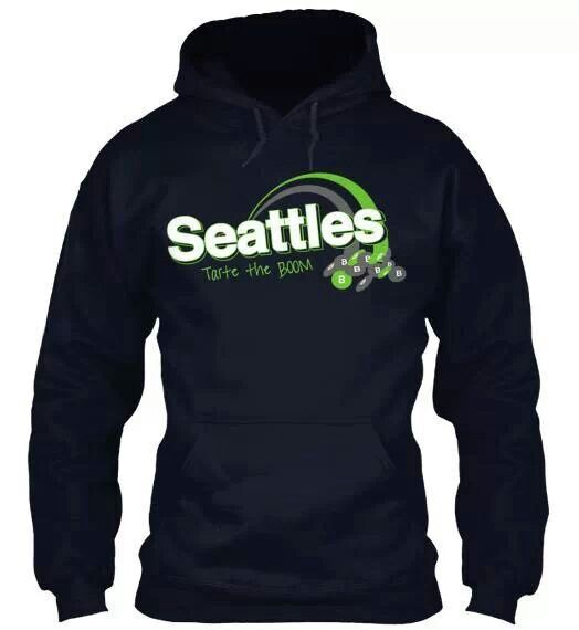 What to Wear to the Game….for all of us Seahawks fans!