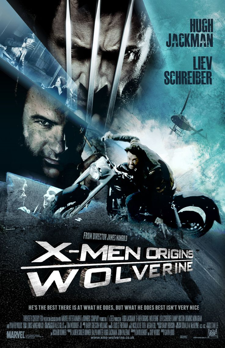 Pin By Xiong Duo On Movie Posters Wolverine Movie Wolverine Poster X Men