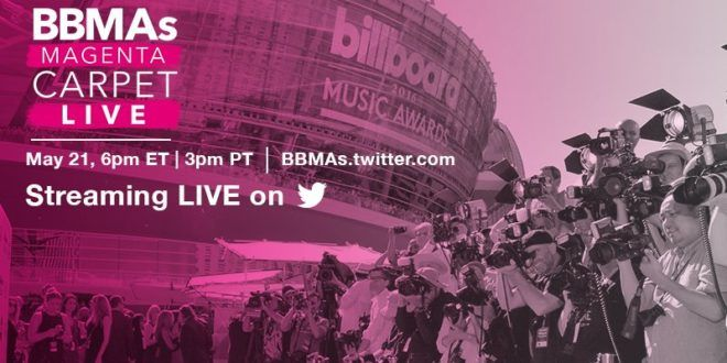2017 Billboard Music Awards Live Streaming TV Show On ABC.