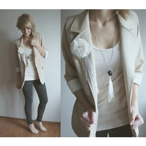 leggings outfits-LOVE the necklace
