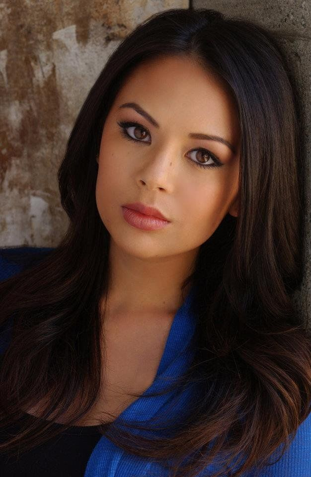 Janel Parrish (Mona from Pretty Little Liars)