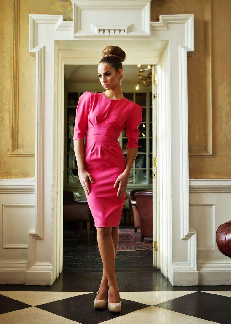 Arella Beckham Dress, available to buy online | http://ollieandmac.com/product/arella-beckham-dress/