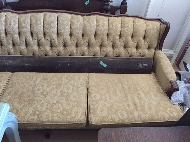 3 Seater French Provincial Sofa.  Super comfortable and in great condition $150