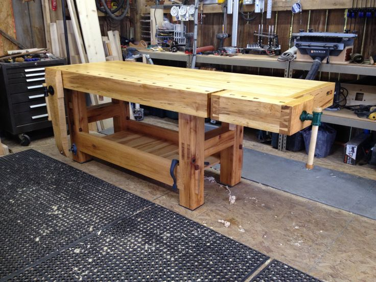 horses tops workbenches tables workshop woodworking forward my bench. Black Bedroom Furniture Sets. Home Design Ideas