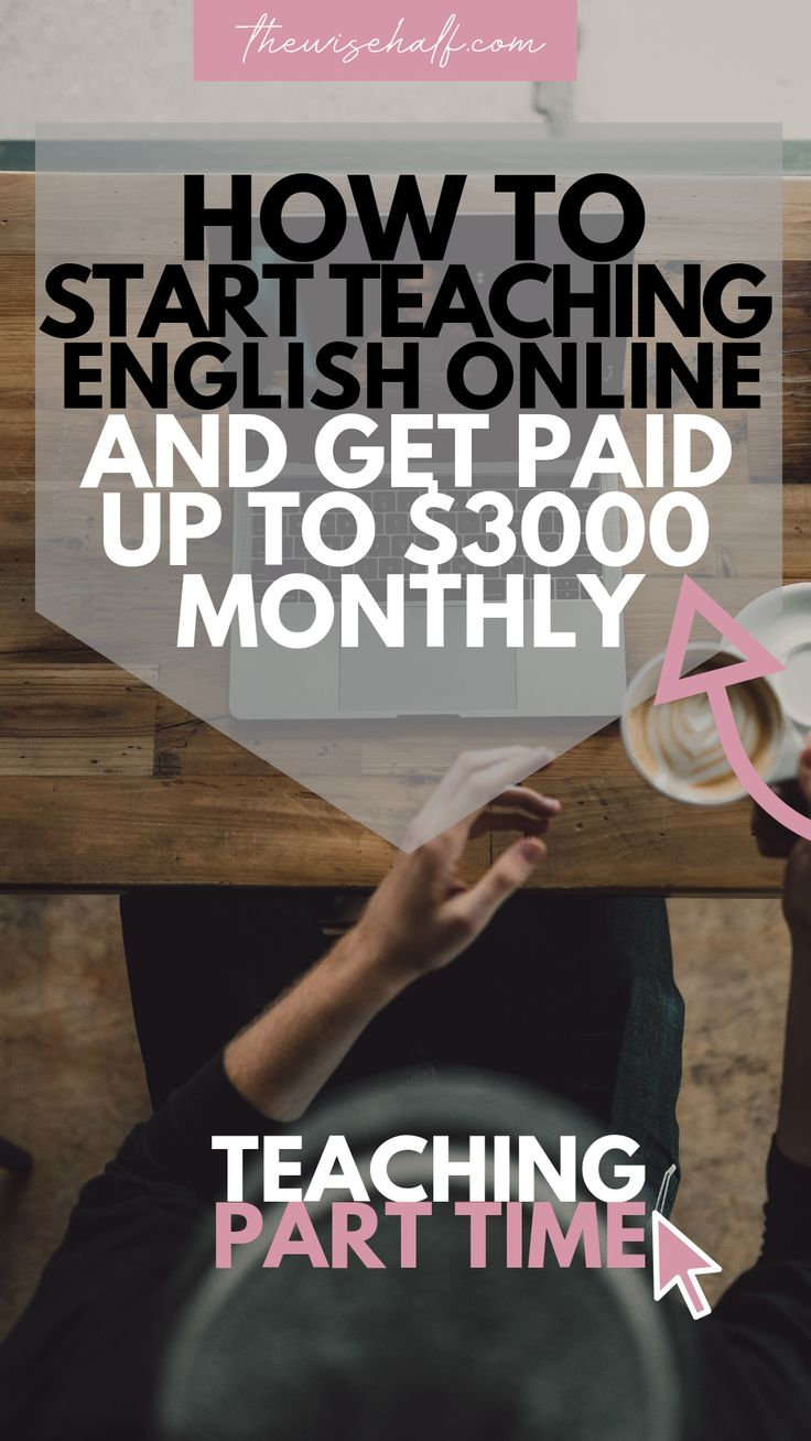Get paid teaching English online with or without a degree. 15 Ideal companies to work with.