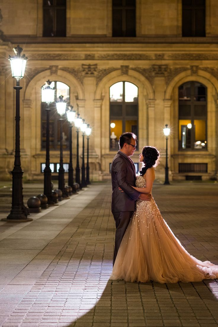 pre wedding photography singapore deal%0A Pre wedding night photo at Louvre Museum