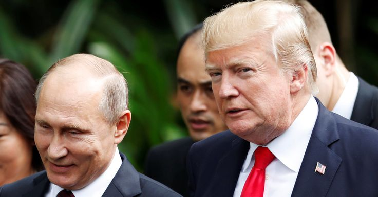 The investigation into connections to Russian meddling in the 2016 election appears to be heating  up 11.16.17.