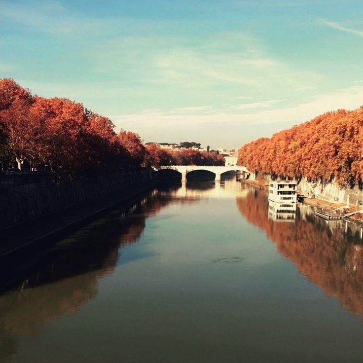 Autumn in Trastevere