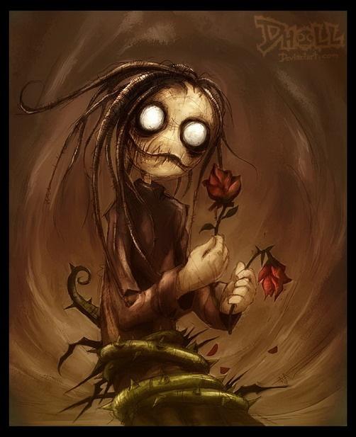 Macabre Art | macabra belleza | Pinterest