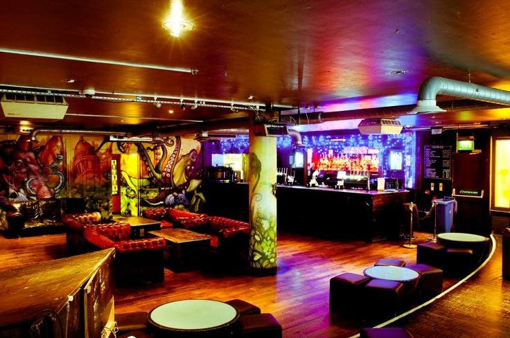 Vibe Bar, London