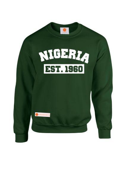 Nigeria Independence Sweatshirt
